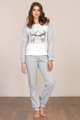 Dámske pyžamo Linclalor 92041