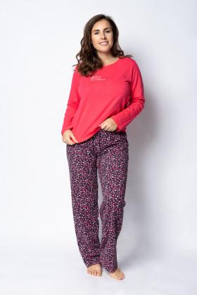 Dámske pyžamo Gina 19061P