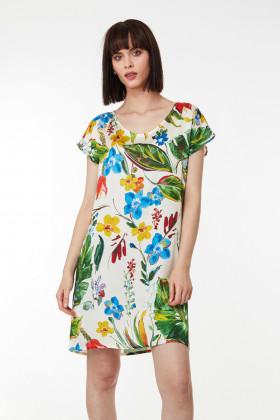 Plážové šaty Lady Belty...