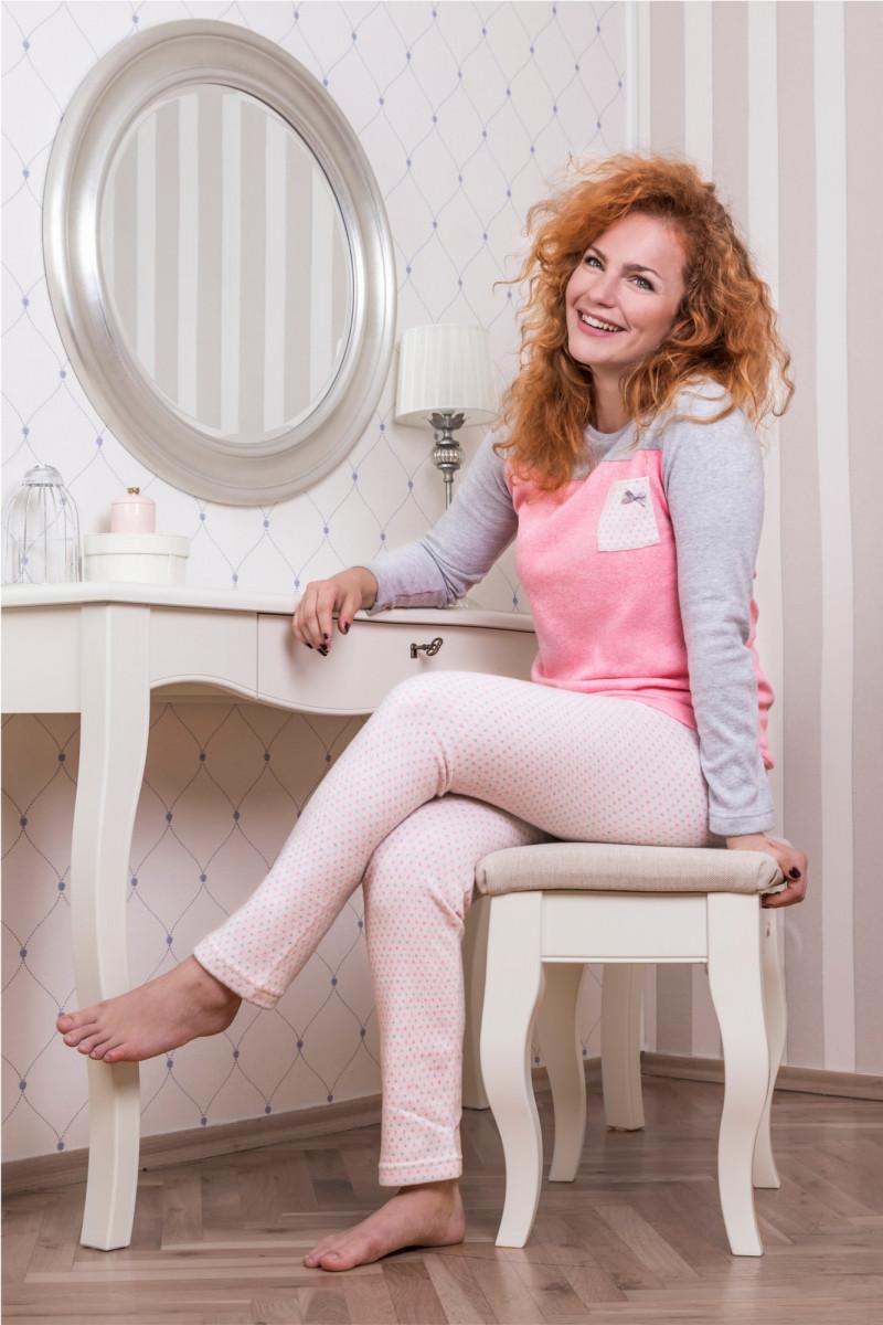 Dámske pyžamo Lady Belty 17I-0108-16