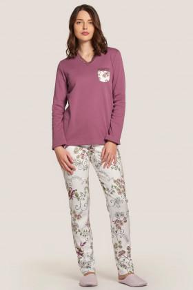 Pyžamo Lady Belty 20I-0140K-26