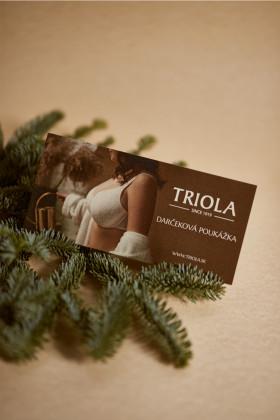 Darčekový poukaz Triola 40 €