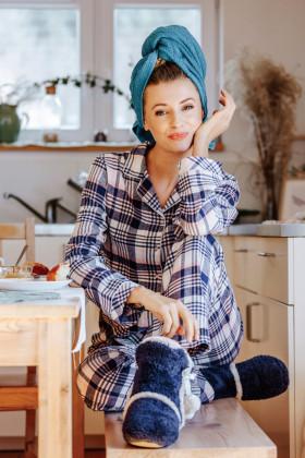 Dámske pyžamo Key LNS 406