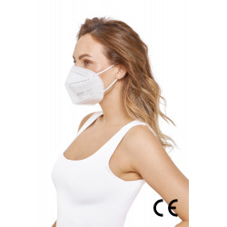 25x FFP2 respirátor NANO MED.CLEAN  - obrázek produktu 6