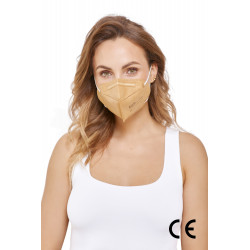 25x FFP2 respirátor NANO MED.CLEAN  - obrázek produktu 11