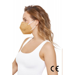 25x FFP2 respirátor NANO MED.CLEAN  - obrázek produktu 13